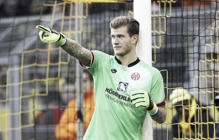 Liverpool close in on Loris Karius with goalkeeper on Merseyside for medical