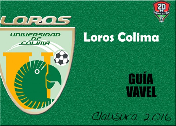 Segunda División Premier: Loros de Colima