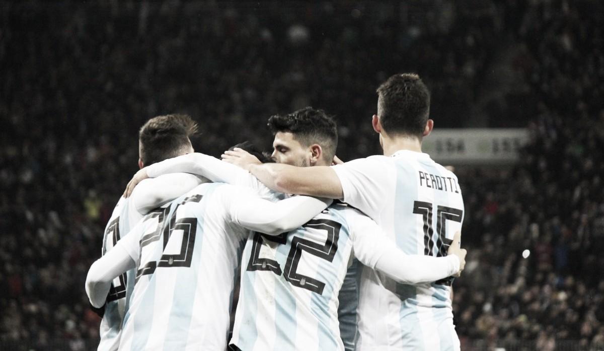 ¡Ya es oficial! Los 23 jugadores que representarán a la Argentina en el Mundial de Rusia 2018