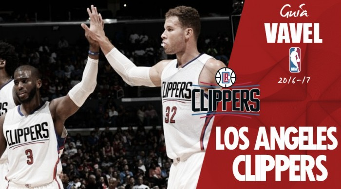 Guia VAVEL da NBA 2016/17: Los Angeles Clippers