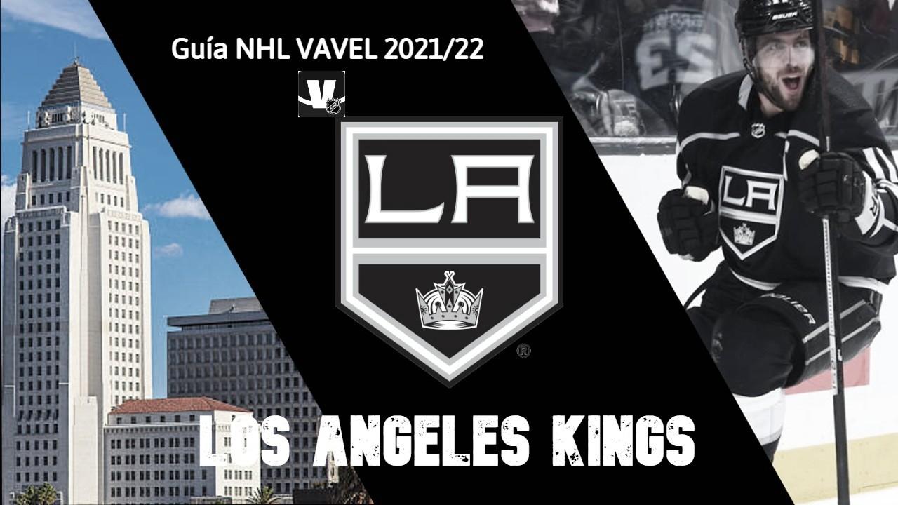 Guía VAVEL Los Angeles Kings 2021/22: pescar playoff en río revuelto