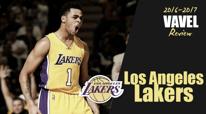 Lakers set foundation for future in another miserable season
