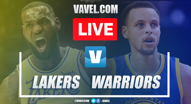 Lakers vs Warriors: LIVE Stream and Preseason Updates