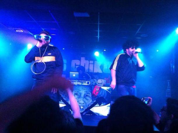 Los Chikos del Maíz presentan su nuevo álbum en Garaje Beat