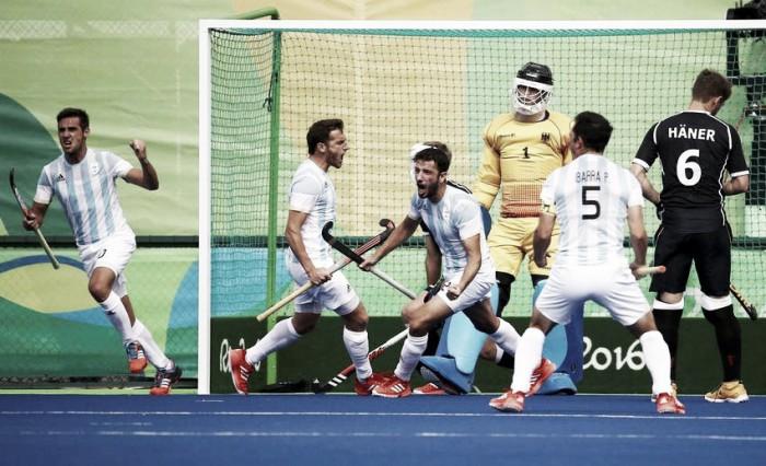 Río 2016: no pudo dar el batacazo