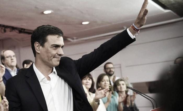 """El """"nuevo"""" PSOE de Pedro Sánchez se acerca al PP en la última encuesta del CIS"""