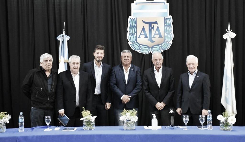 Chiqui Tapia 2025