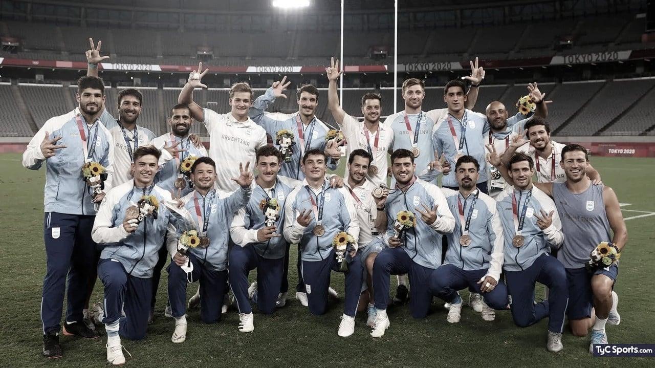 Juegos Olímpicos: Los Pumas son de bronce