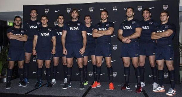 Plantel confirmado de Los Pumas para enfrentar a Australia