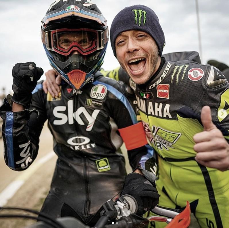 Los Rossi ganan la 100 km dei Campioni tras un emocionante final