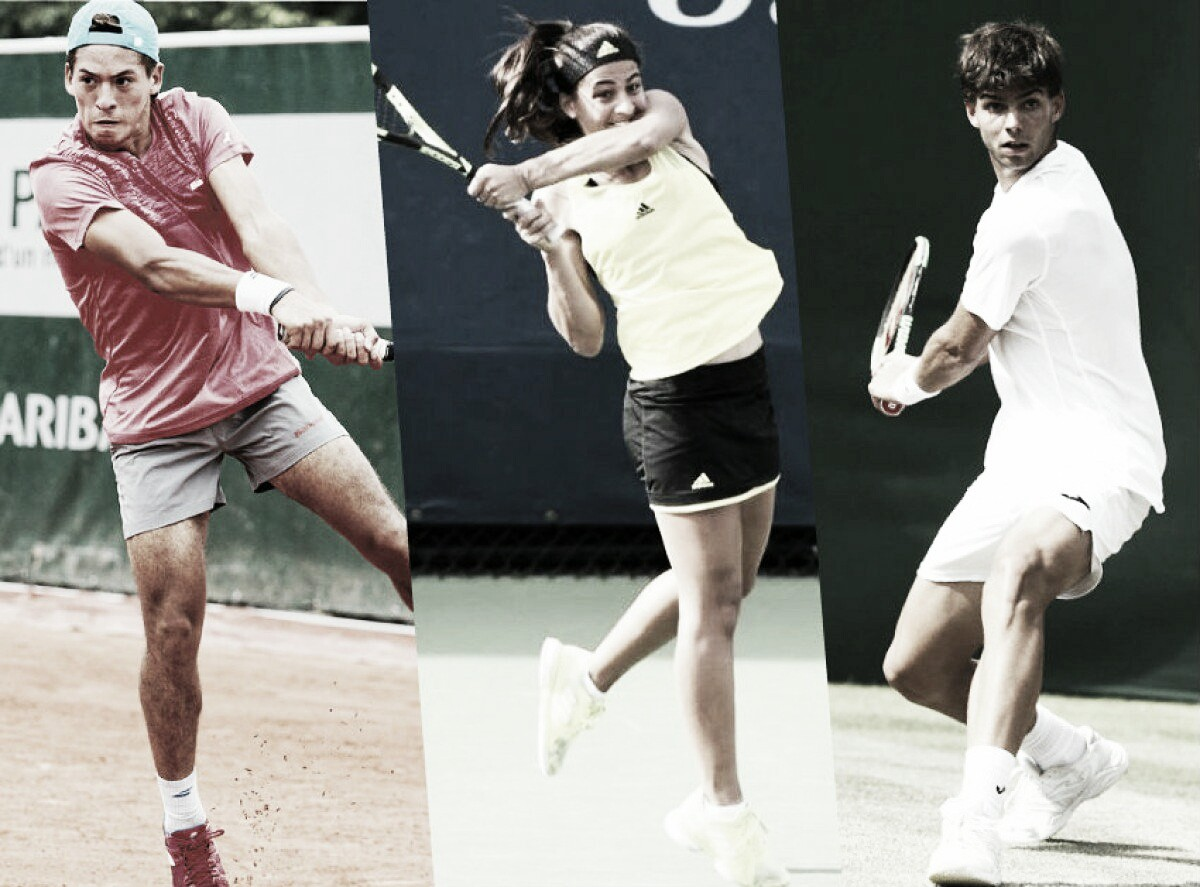 Ya tenemos tenistas para los JJOO de la Juventud de Buenos Aires 2018