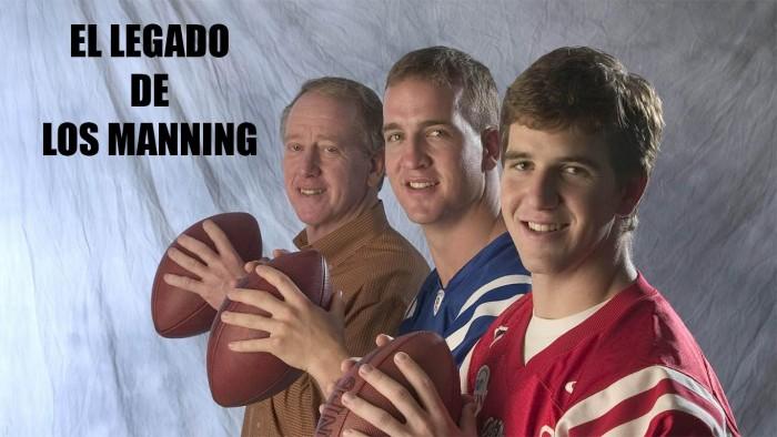 La dinastía de los Manning