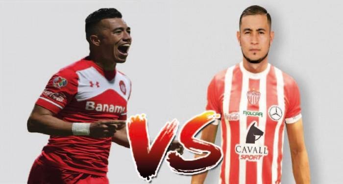 Cara a cara: Fernando Uribe vs Carlos González