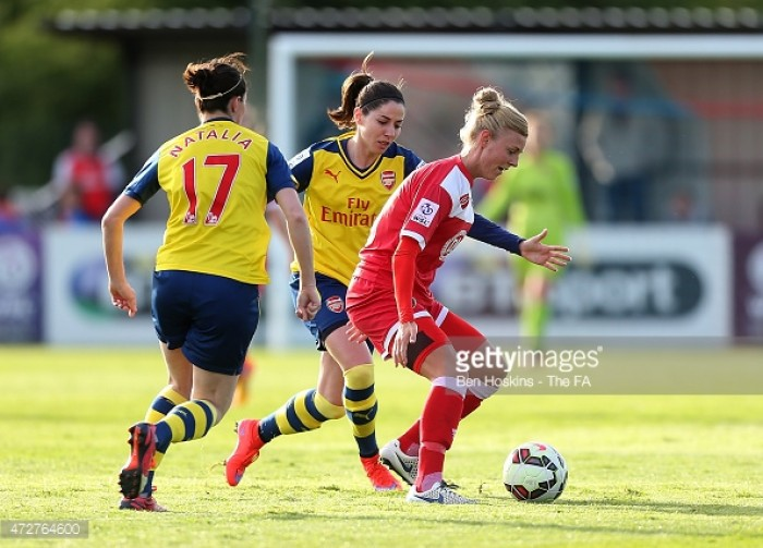 Trio of Spaniards to leave Arsenal Ladies