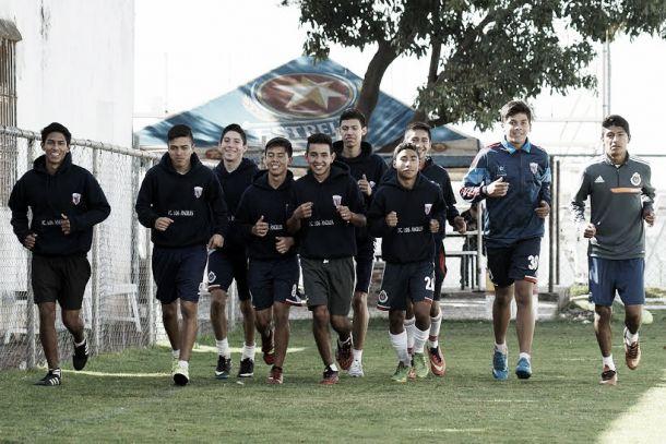 Chivas Los Ángeles afina detalles rumbo al reinicio de la Tercera División Profesional