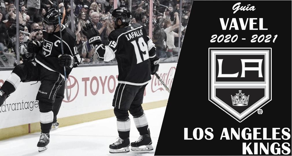 Guía VAVEL Los Ángeles Kings 2020/21: luz al final del túnel
