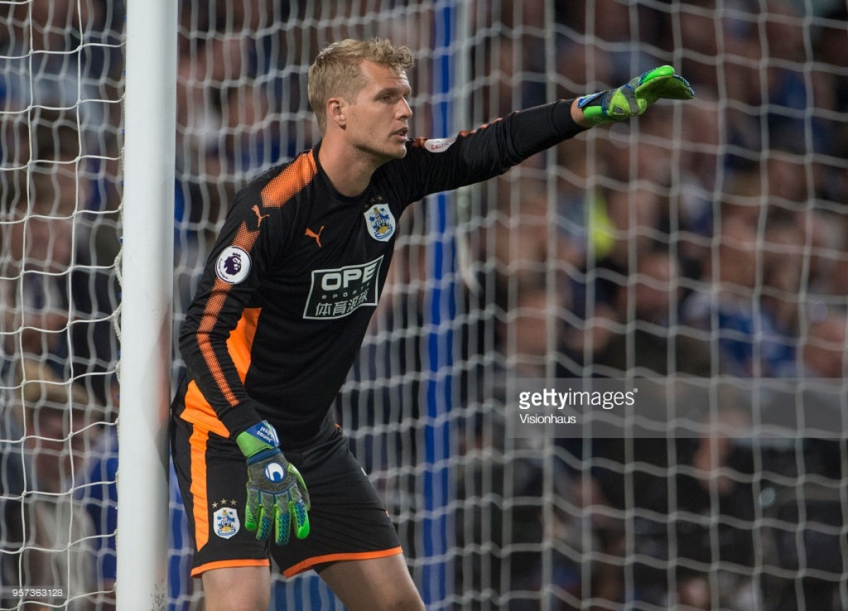 "Jonas Lössl: ""This is everything I dreamed about"""