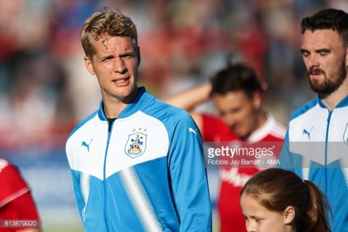 Jonas Lössl speaks on being part of a Premier League team