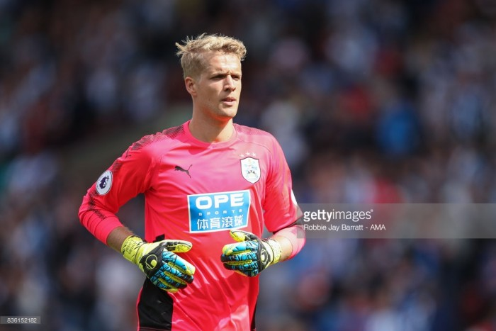 Paul Clements believes Jonas Lossl will only get better with Huddersfield Town