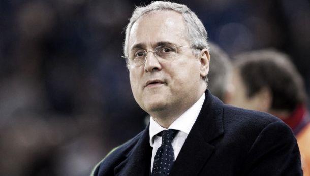 """Lazio, Lotito non ha dubbi: """"Possiamo arrivare in alto"""""""