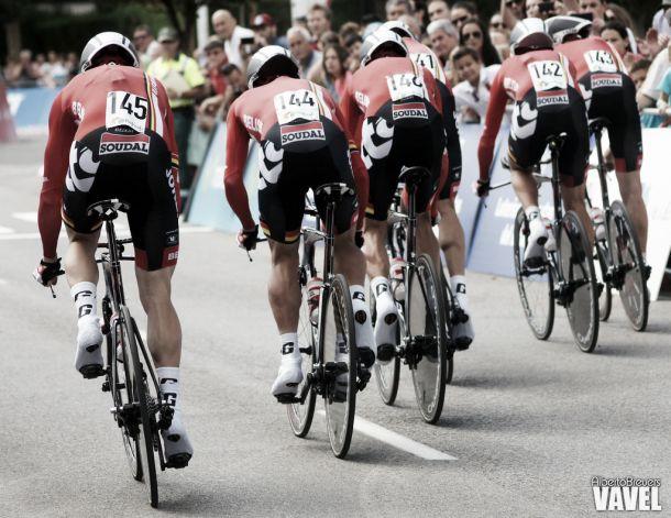 Tour de Romandía 2015: 1ª etapa en vivo y en directo online