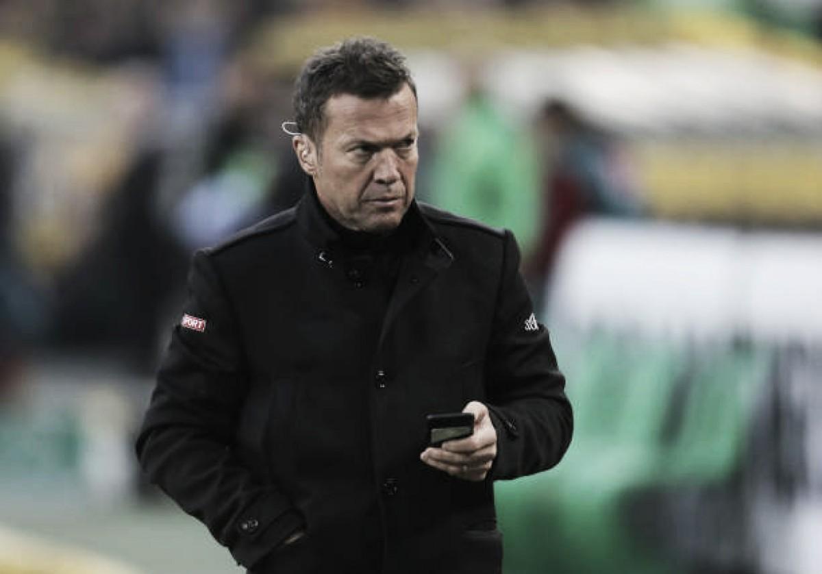 Lothar Mätthaus diz que manteria Ulreich no gol do Bayern e crê em mais uma Tríplice Coroa do clube