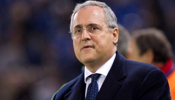 """Lotito celebra la sua Lazio: """"Siamo un club modello in Italia"""""""