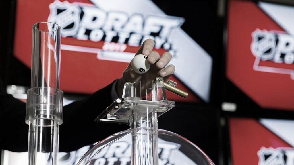 La NHL anuncia cambios en la lotería del draft