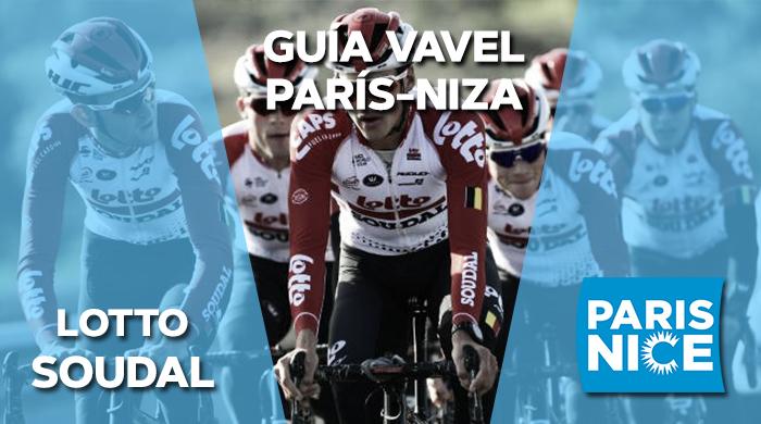 Guía VAVEL: París-Niza 2019. Lotto Soudal