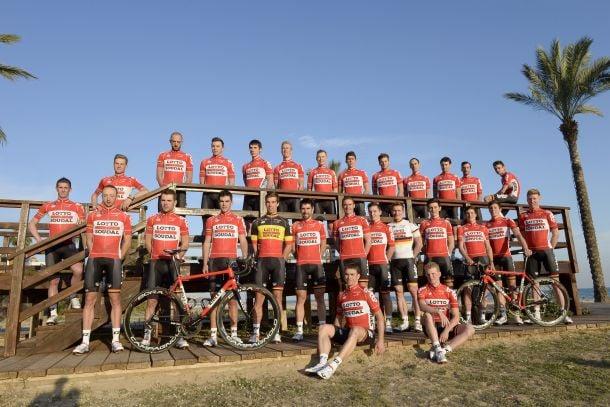 Tour de Francia 2015: Lotto Soudal, a por el triunfo de etapas