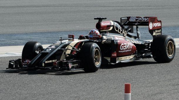 Lotus acredita em bom resultado no GP da Grã-Bretanha