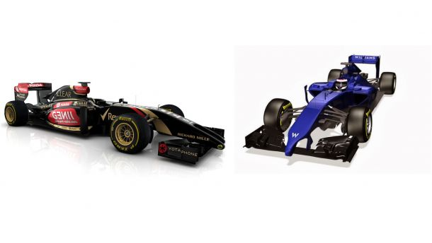 Le innovazioni di Williams e Lotus