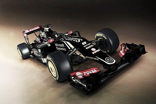 Lotus apresenta o E23