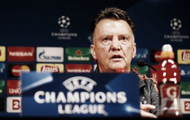 Manchester United Champions League squad revealed; De Gea and Martial both in