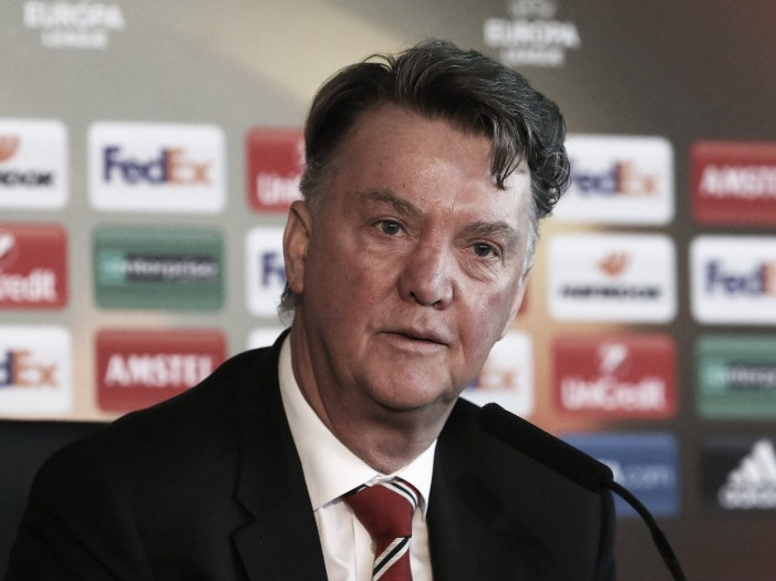 Van Gaal admits United have underachieved ahead of Derby