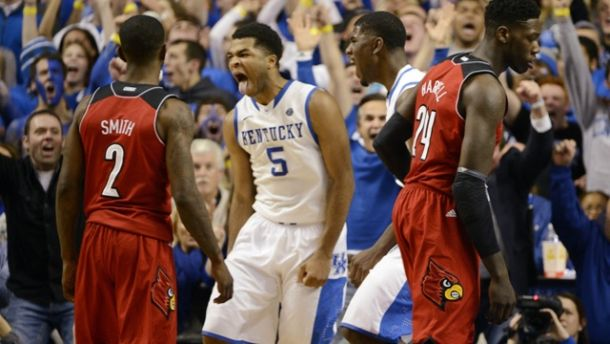 5 Reasons Why Louisville - Kentucky CBB Game Will Be Best Of The Season