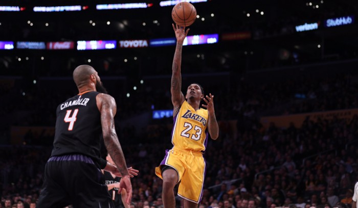 NBA - Los Angeles Lakers: Lou Williams da sogno, ma non basta