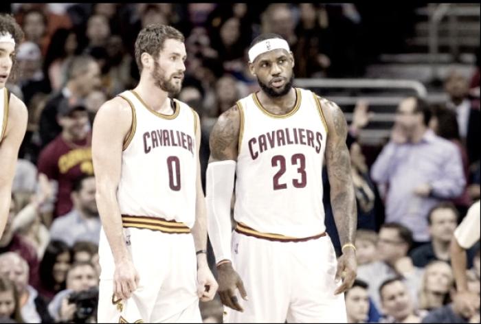 """NBA Playoffs: i Cavs al nuovo esame Raptors, Love non si fida: """"Loro sono migliorati"""""""