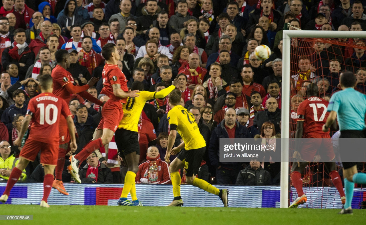 Liverpool v Borussia Dortmund Preview: Reds face Germans in first match of US tour