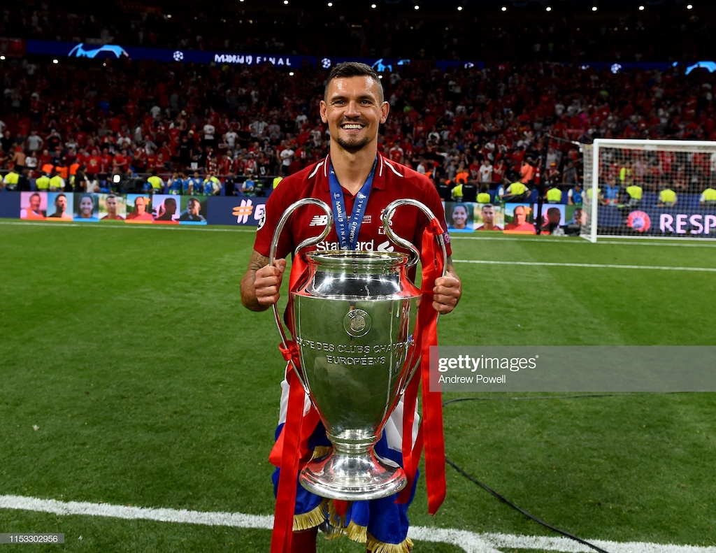 Liverpool stamp £25 million price tag on Dejan Lovren amid AC Milan interest