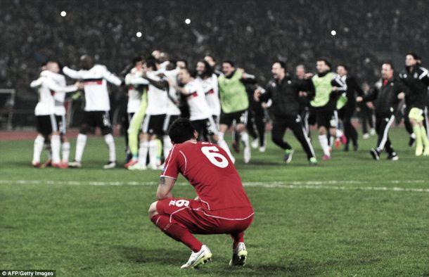 Liga Europa: Liverpool eliminado pelo Besiktas