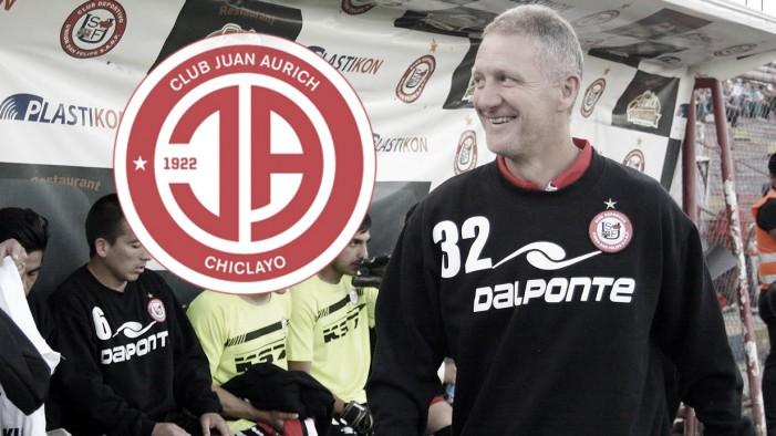 Christian Lovrincevich es el nuevo director técnico de Juan Aurich