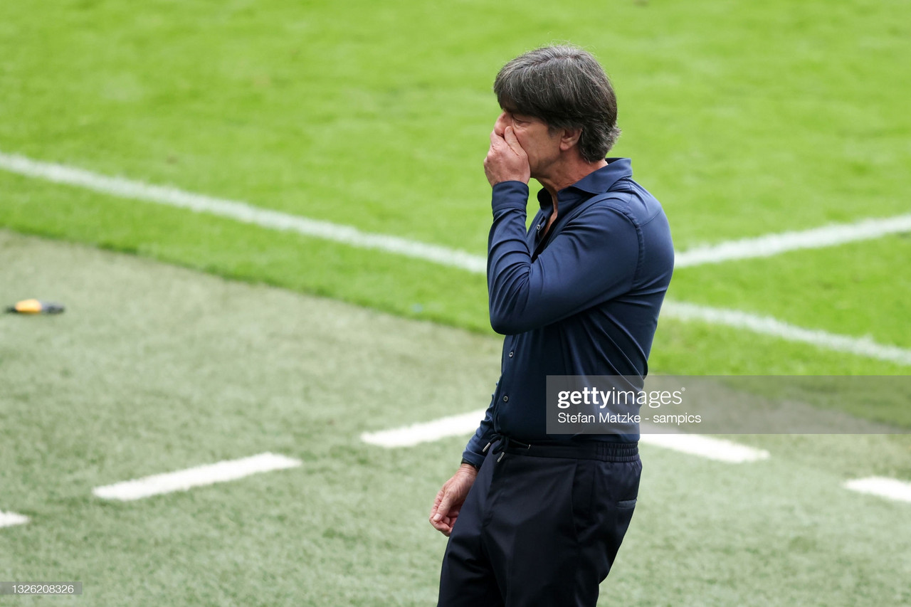 Joachim Low downfall sad but predictable