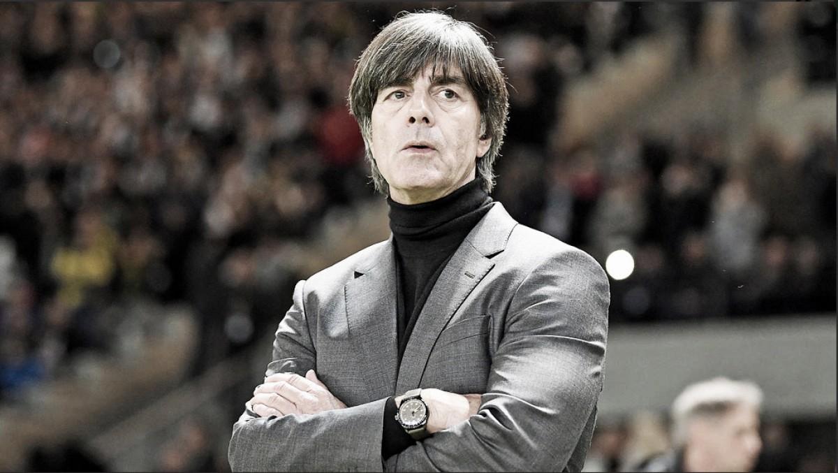 Klinsmann sobre Löw: ''Si Real o Barca lo llaman, probablemente acepte''
