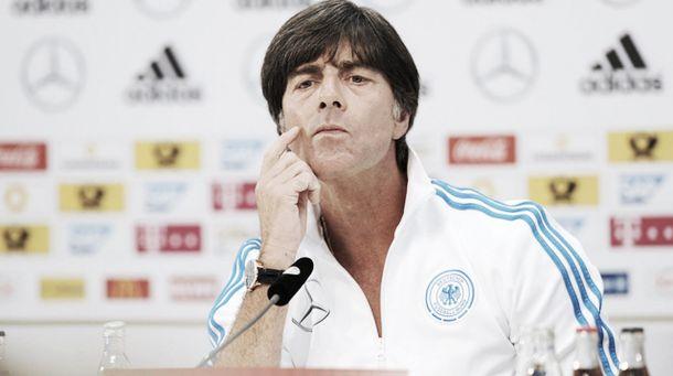 """Joachim Löw: """"Götze es un jugador clave para nosotros"""""""