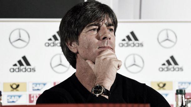"""Joachim Löw: """"No haré muchos cambios"""""""