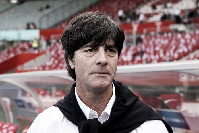 Löw destaca necessidade de melhora para possível conquista da Eurocopa