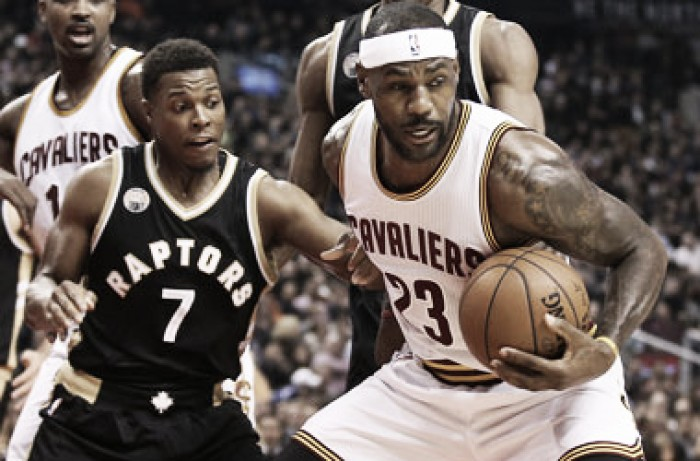 2016 NBA Eastern Conference Finals: The Cleveland Cavaliers look to draw their swords while the Toronto Raptors will sound a loud roar in Game 1 of the Eastern Conference Finals
