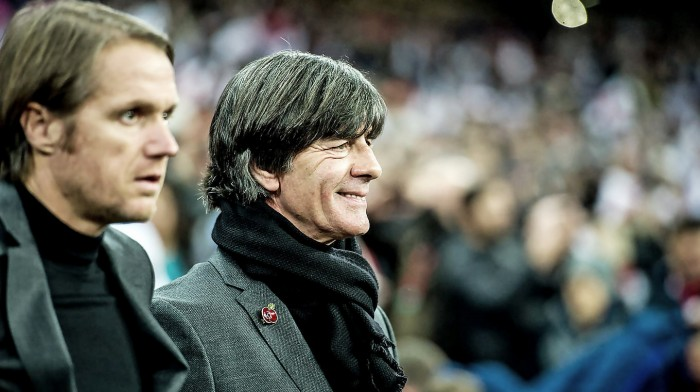 """Löw se contenta com empate contra Inglaterra: """"Desempenho absolutamente bom"""""""