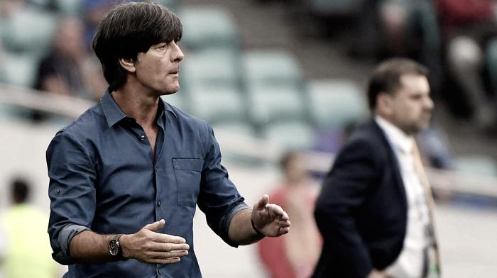 """Joachim Löw: """"Desperdiciamos demasiadas ocasiones de gol"""""""